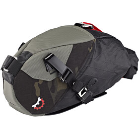 Revelate Designs Vole Saddle Bag incl. Valais Clamp 25mm, black camo